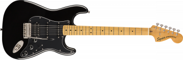 Squier  Classic Vibe '70s Stratocaster HSS BK