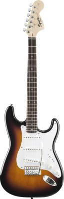 Squier Affinity Stratocaster RW BSB