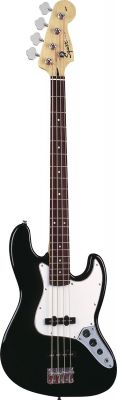 Squier Affinity Jazz Bass BK
