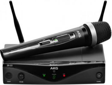 AKG WMS 420 D5 Vocalset Band M
