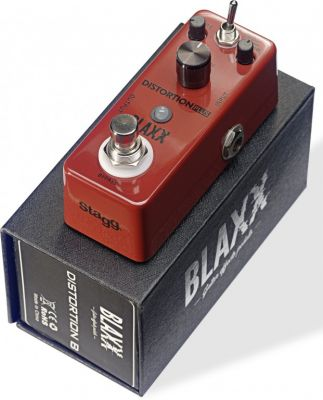 BLAXX by Stagg Distortion B