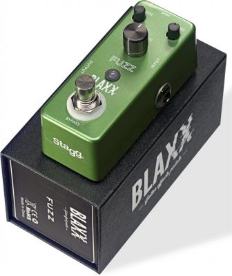 BLAXX by Stagg Fuzz