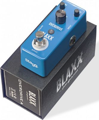 BLAXX by Stagg Overdrive A