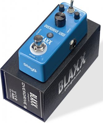 BLAXX by Stagg Overdrive B