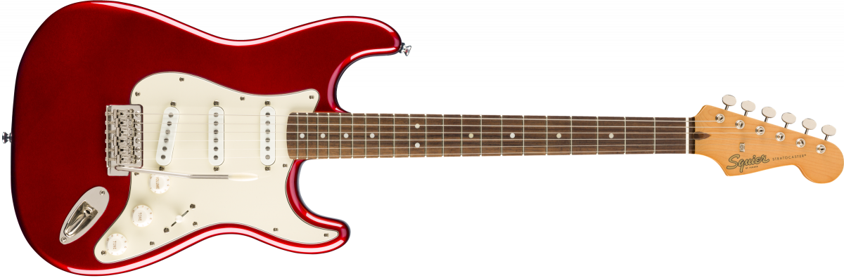 Squier Classic Vibe '60s Stratocaster CAR