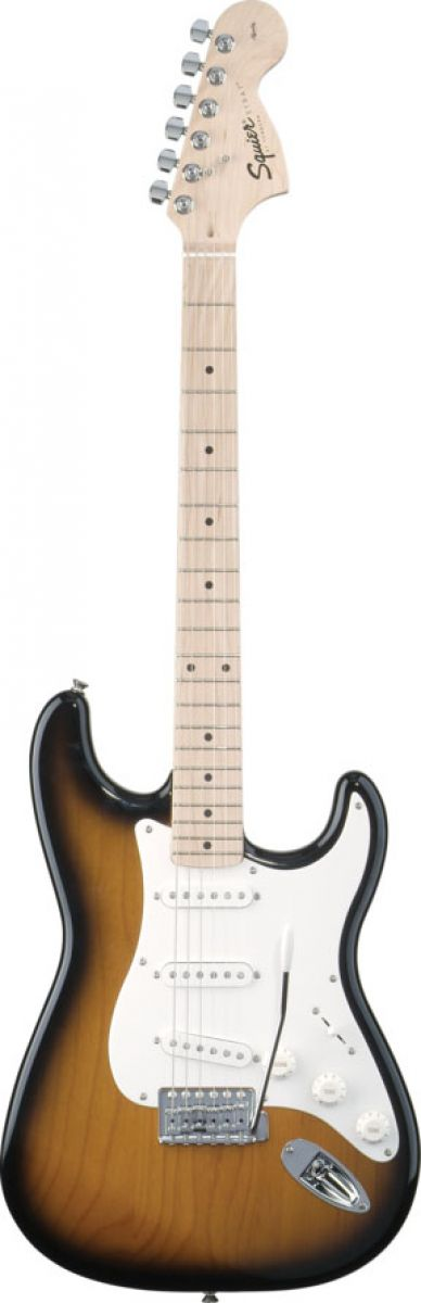 Squier Affinity Stratocaster MN 2SB