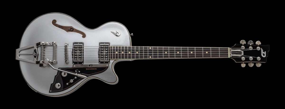 Duesenberg Starplayer TV 25 anniversary silver